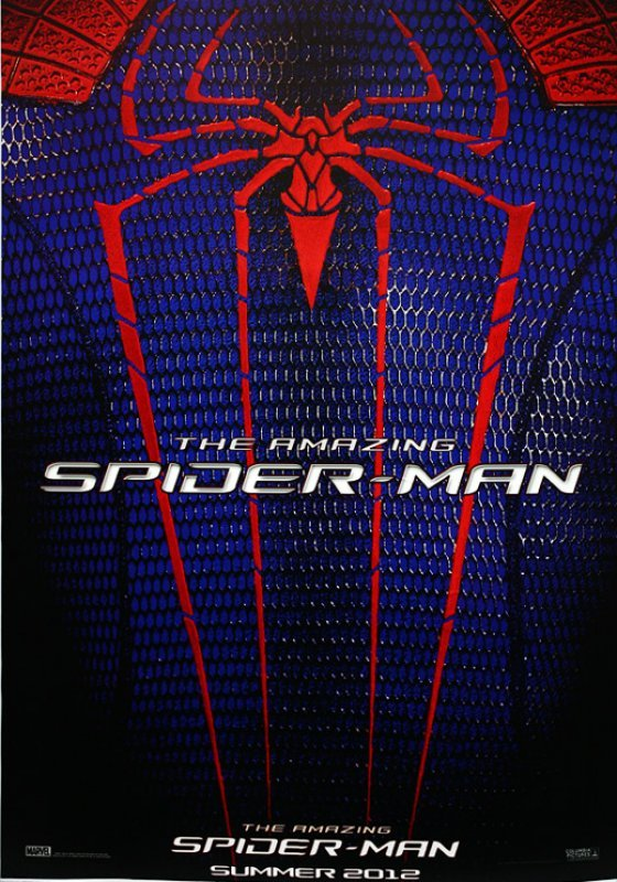 Poster del film The Amazing Spider-Man
