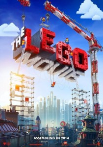 Poster del film The Lego Movie