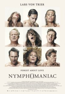 Poster del film Nymphomaniac - Volume 1