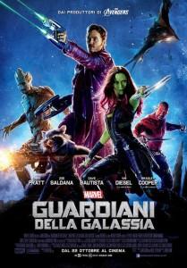 Poster del film Guardiani della Galassia