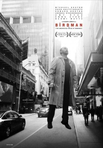 Poster del film Birdman - O L'Imprevedibile virtù dell'Ignoranza