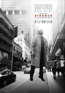 Poster del film Birdman - O L'Imprevedibile virtù dell'Ignoranza