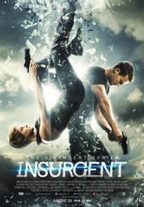 Poster del film The Divergent Series: Insurgent in 3D