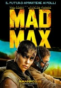 Poster del film Mad Max: Fury Road in 3D