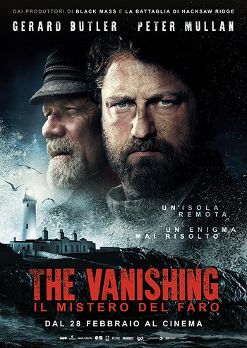 Poster film The Vanishing – Il mistero del faro