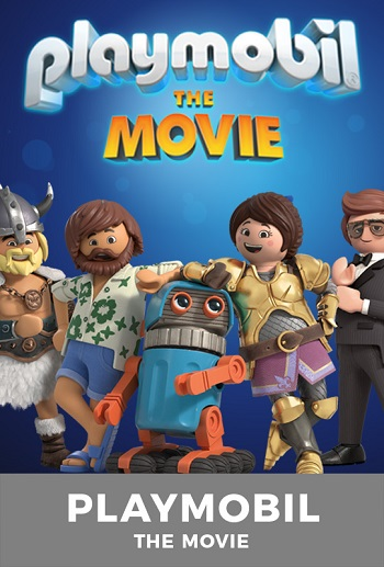 Poster film Playmobil The Movie