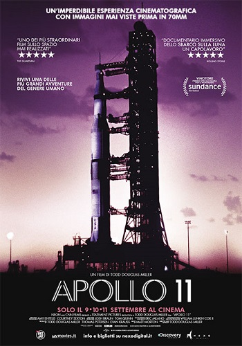 Poster film Apollo 11