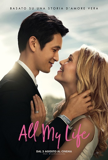 Poster film All my life